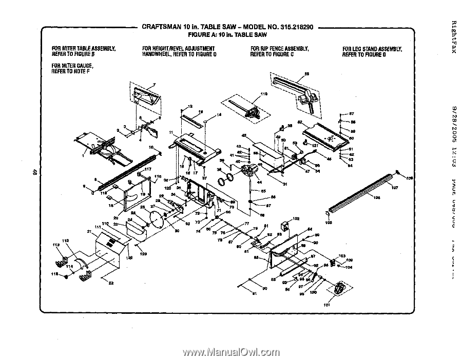 Craftsman 21829 | Operation Manual - Page 55