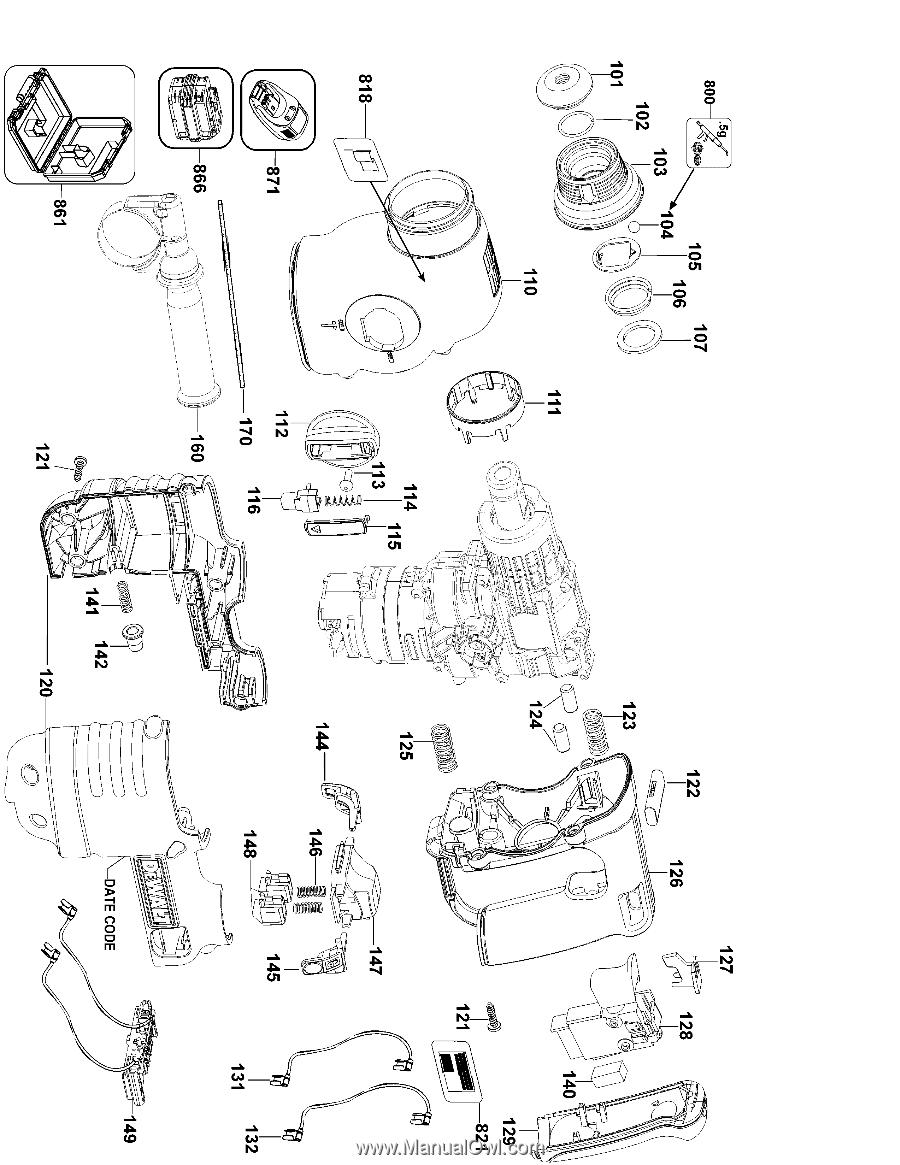 106 Cub Cadet Parts Diagram Trusted Schematics 102 Ft 24 R Front Tine Garden Tiller 104