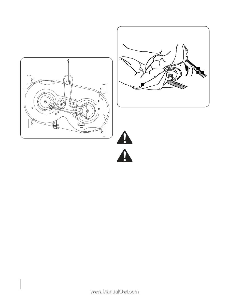 Cub Cadet LTX 1040 | LTX 1040 Operator's Manual - Page 22