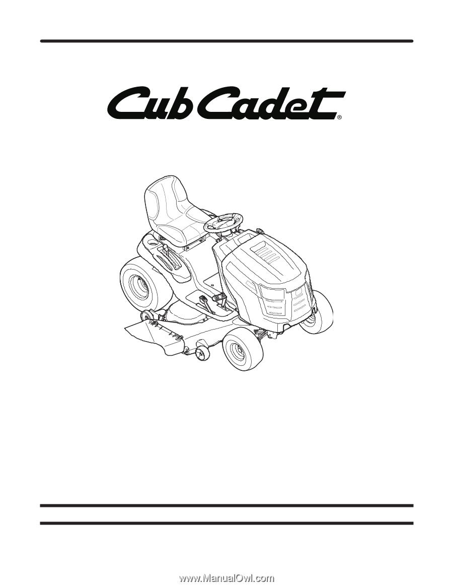 Cub Cadet Ltx 1050 Kw Parts Manual Mower Deck Diagram Llc Po Box 361131 Cleveland Ohio 44136 0019