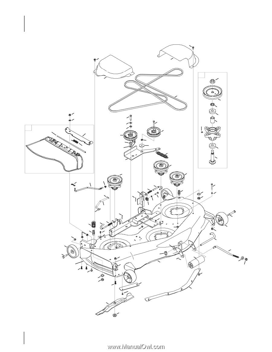 Wiring Diagram  30 Cub Cadet Ltx 1050 Kw Parts Diagram