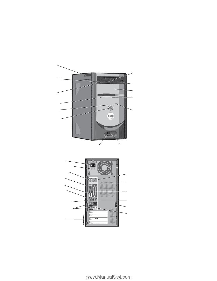 Dell™ Dimension™ 2400 Series