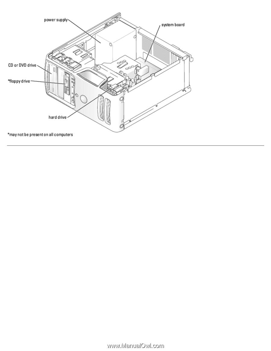 dell dimension 5150 service manual