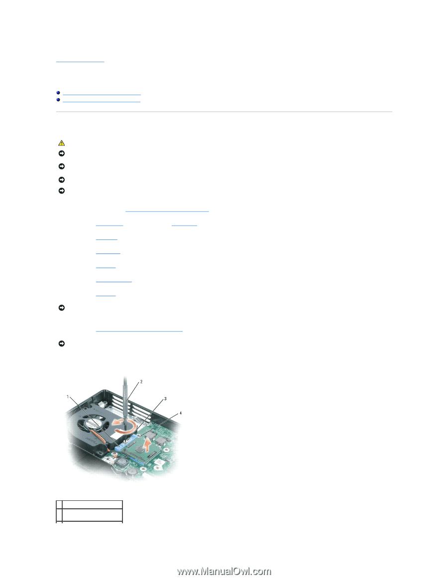 dell inspiron 6000 service manual page 11 rh manualowl com Dell Inspiron 6000 Laptop Inspiron 1300
