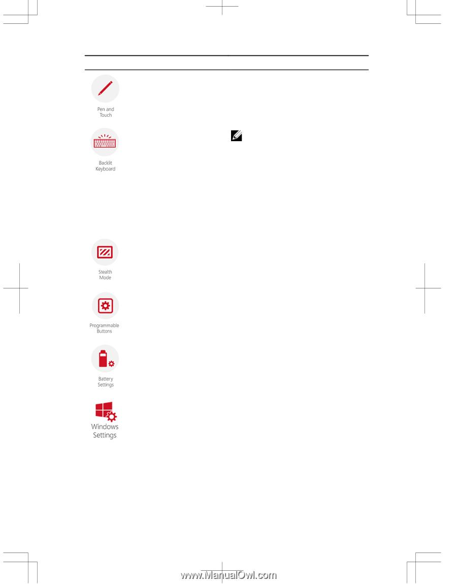 Dell Latitude Keyboard Backlight Settings