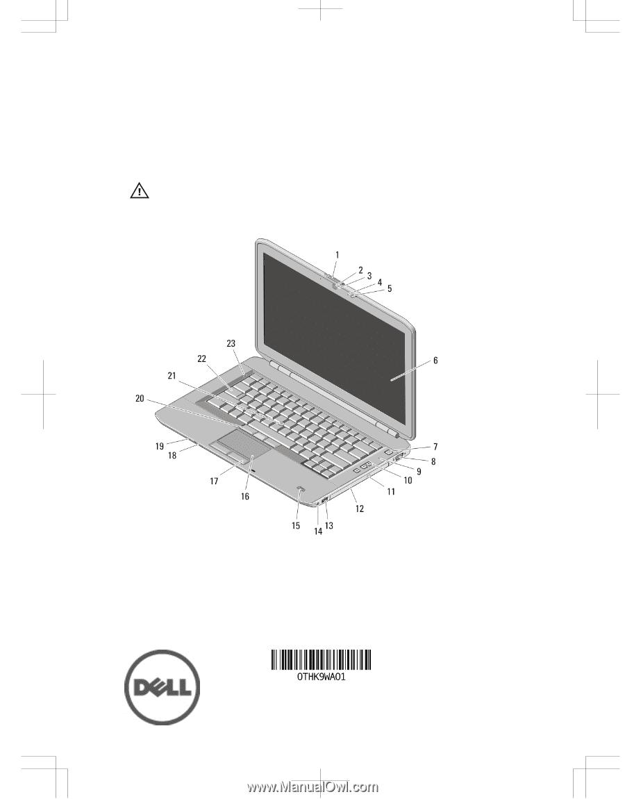 Dell Latitude E6430 Owner's Manual
