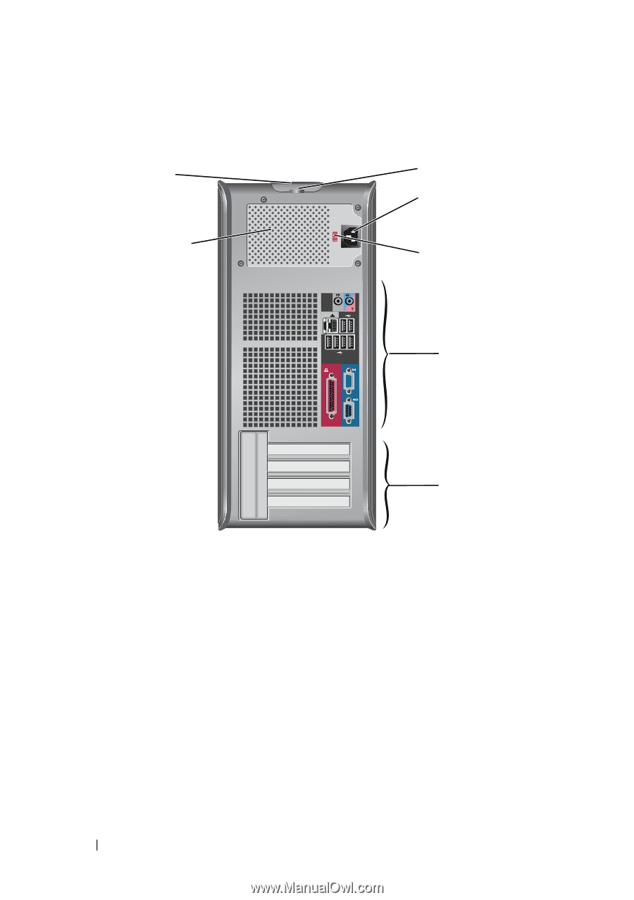 Dell OptiPlex 360 | Setup and Quick Reference Guide