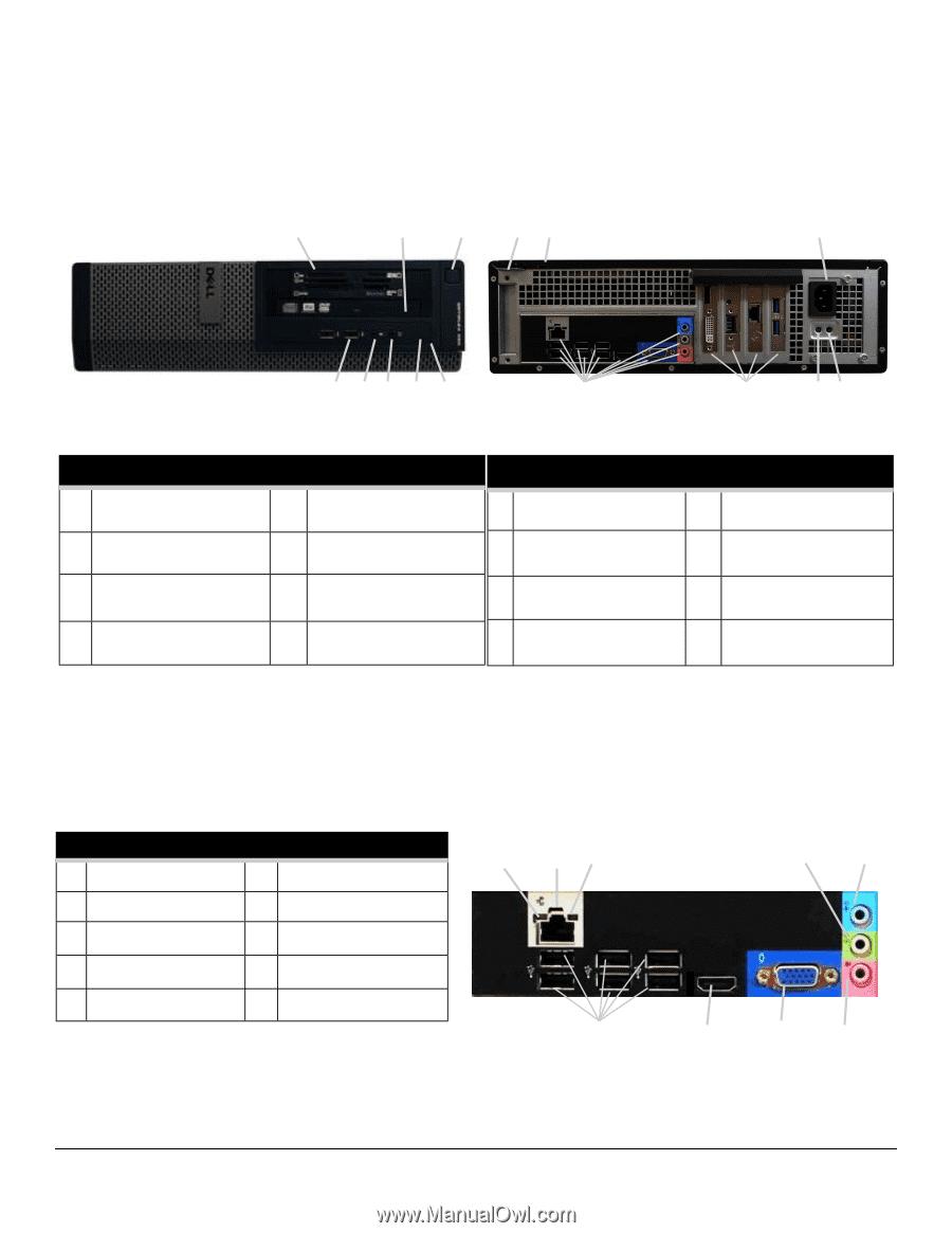 Dell OptiPlex 390   Technical Guide - Page 8