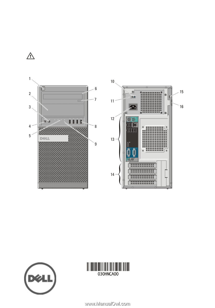Dell OptiPlex 990 |