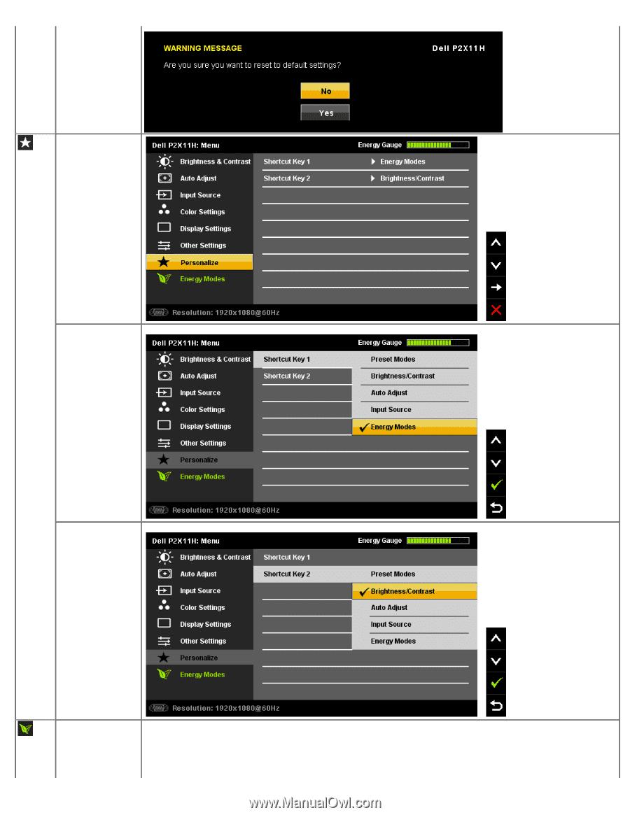 Dell P2311H | User's Guide - Page 26
