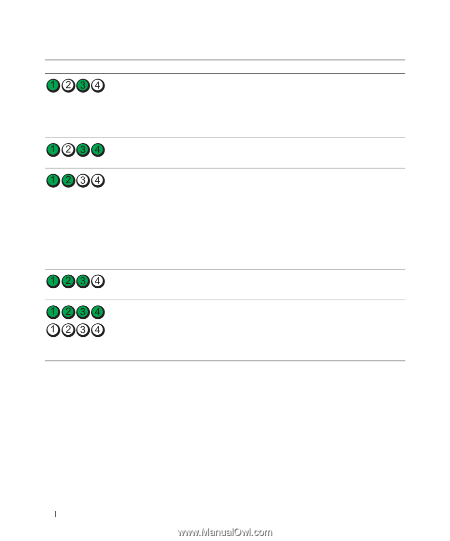 Dell Precision 490 | Quick Reference Guide - Page 38