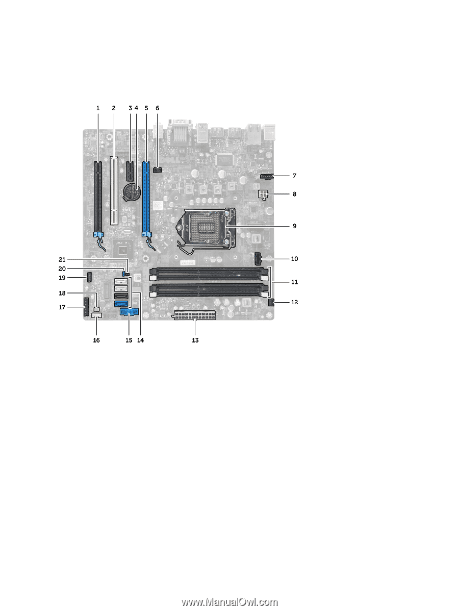 Dell Precision T1650   Owner's manual - Page 34