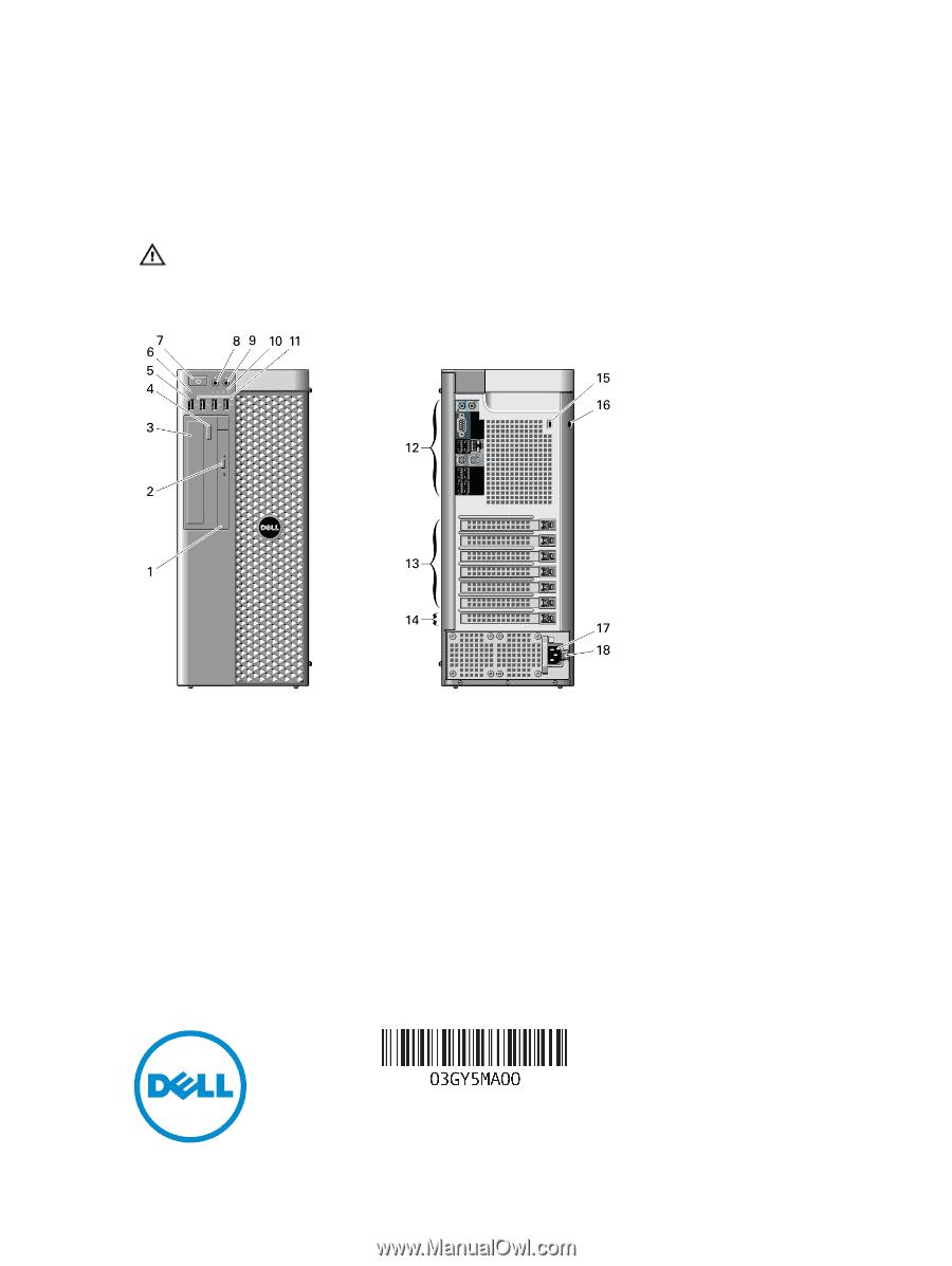 Dell Precision T3610 | Dell Precision Workstation T3610