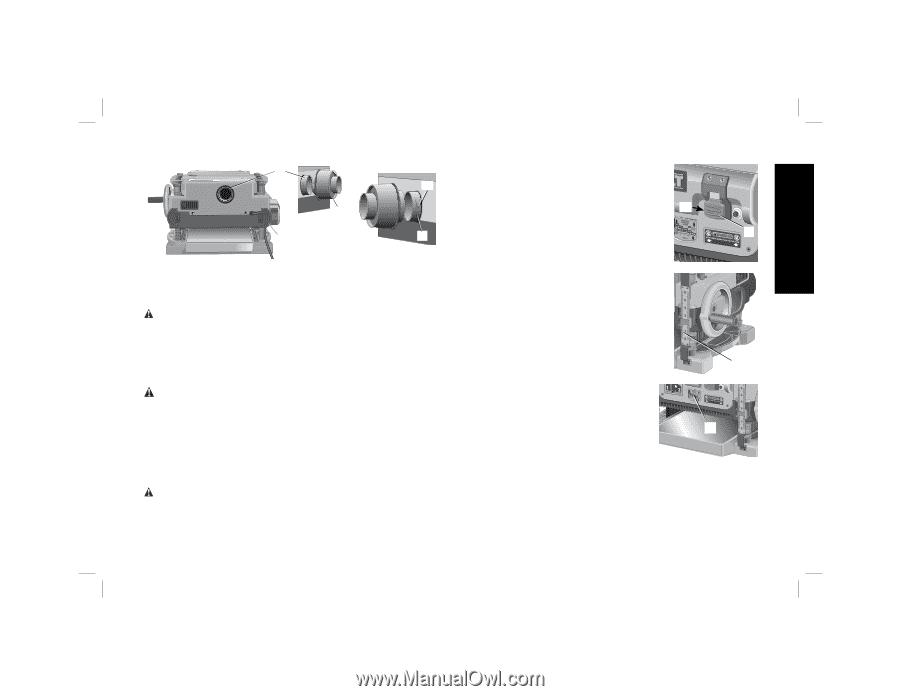 Dewalt dw735 Manual