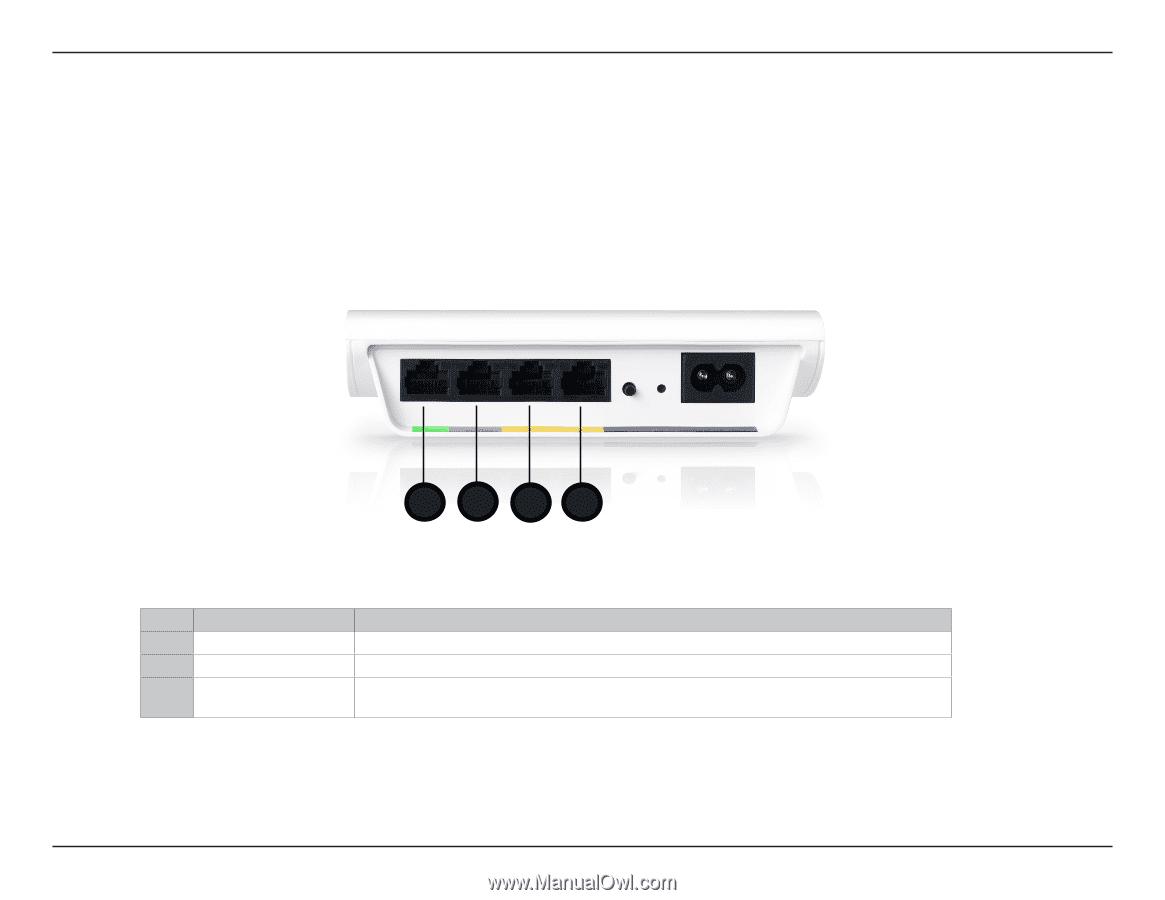 7. D-Link DHP-346AV User Manual