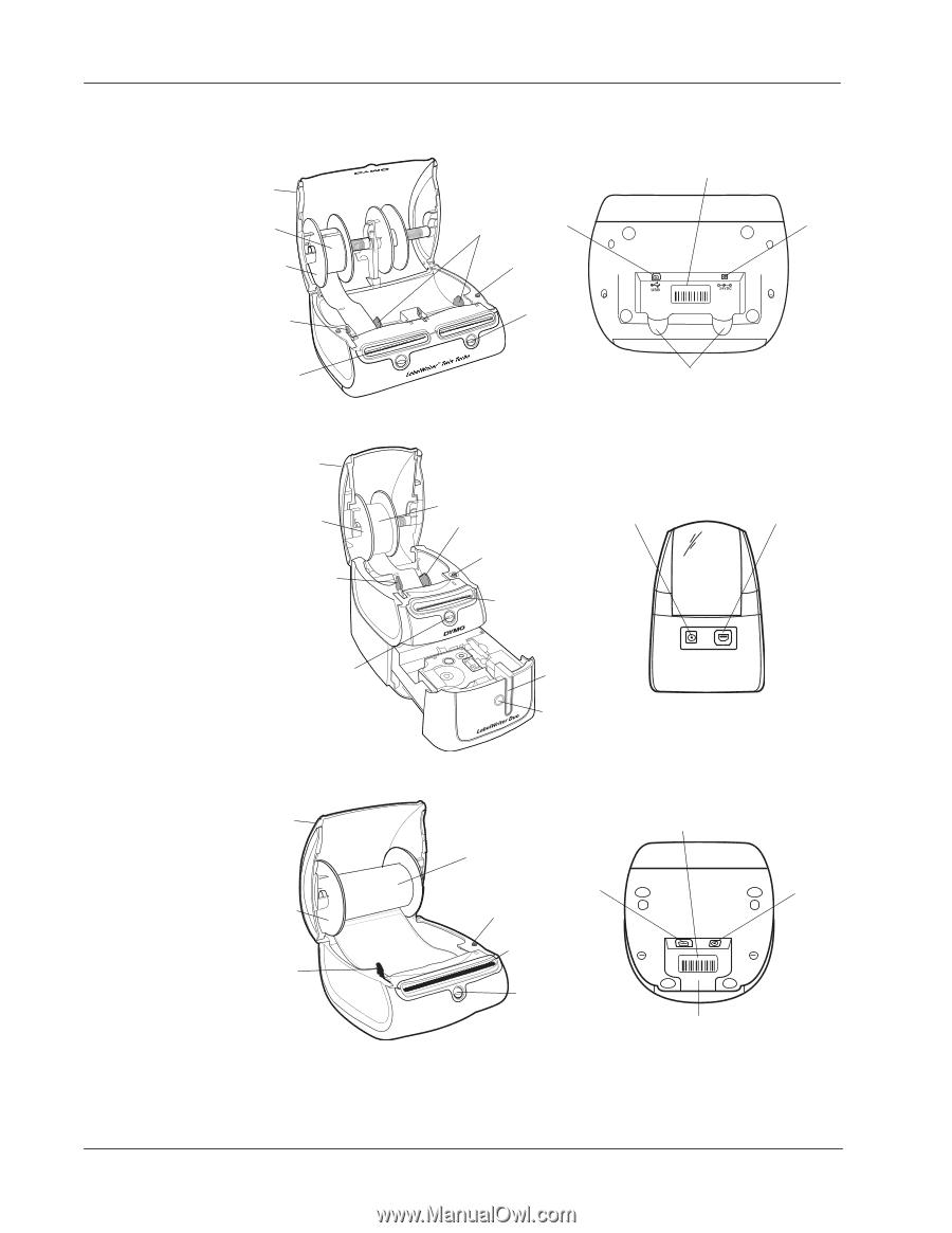 Dymo LabelWriter 4XL Label Printer | User Guide 1 - Page 11