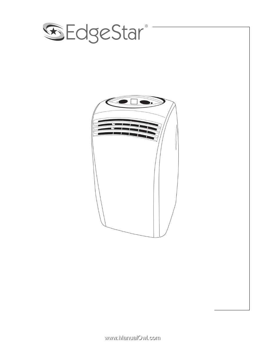 Portable Air Conditioner. Owner's Manual