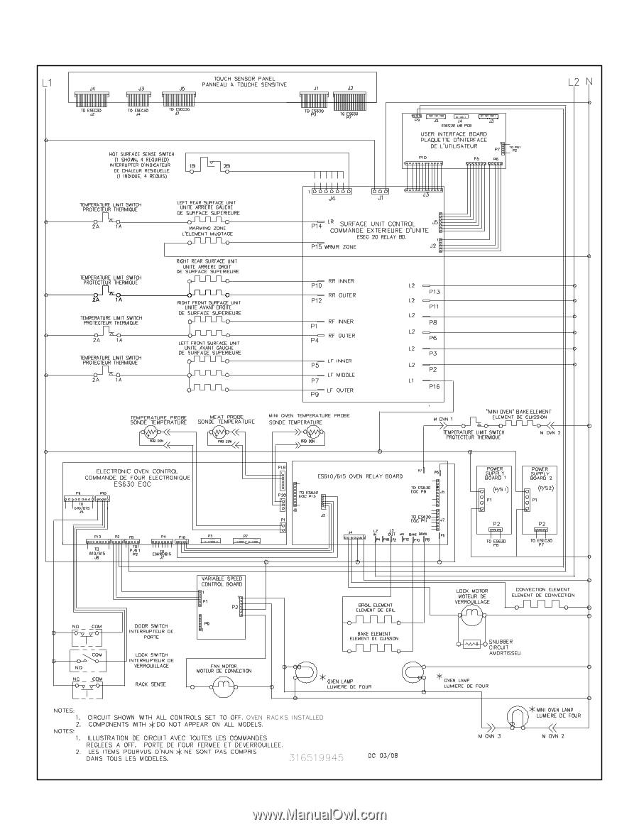 Electrolux CEI30EF5GS | Service Manual - Page 19