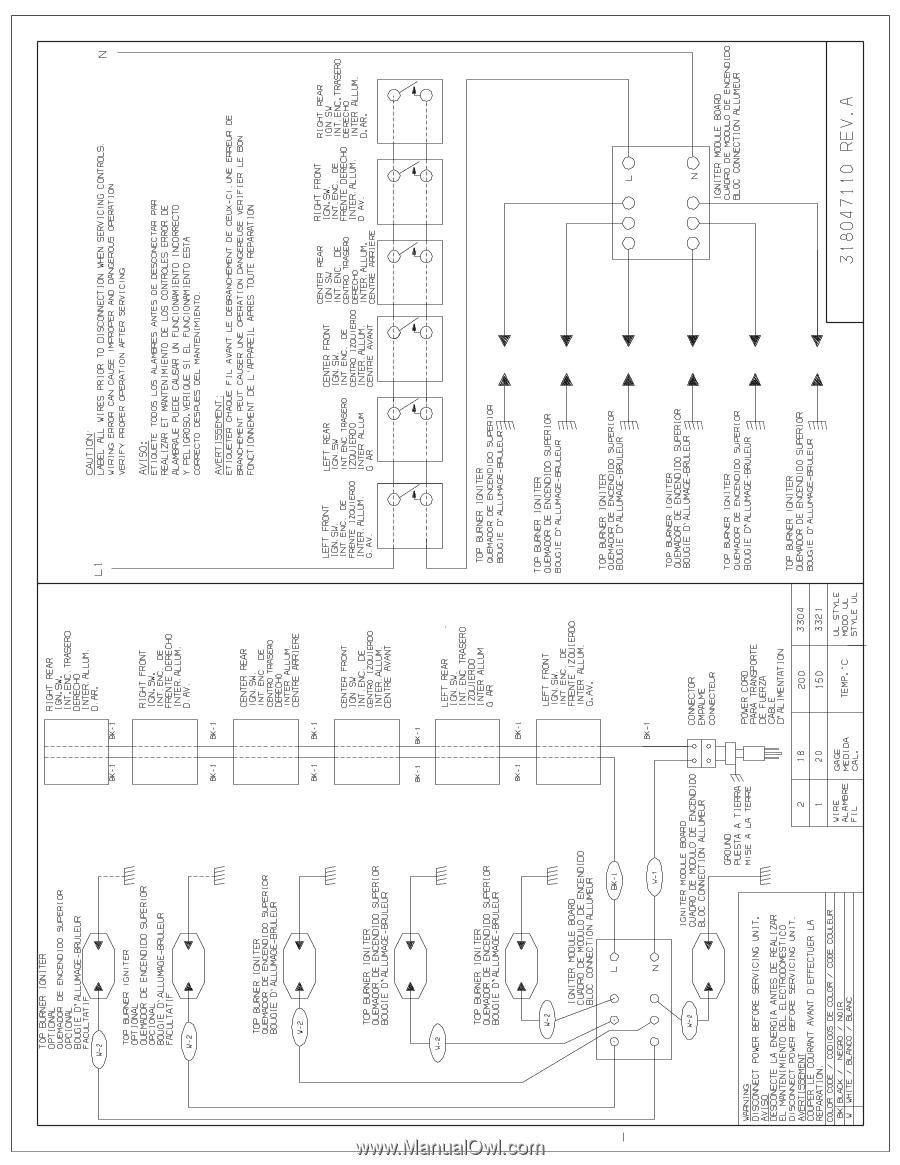 Electrolux E36gc75pss Wiring Diagram Un