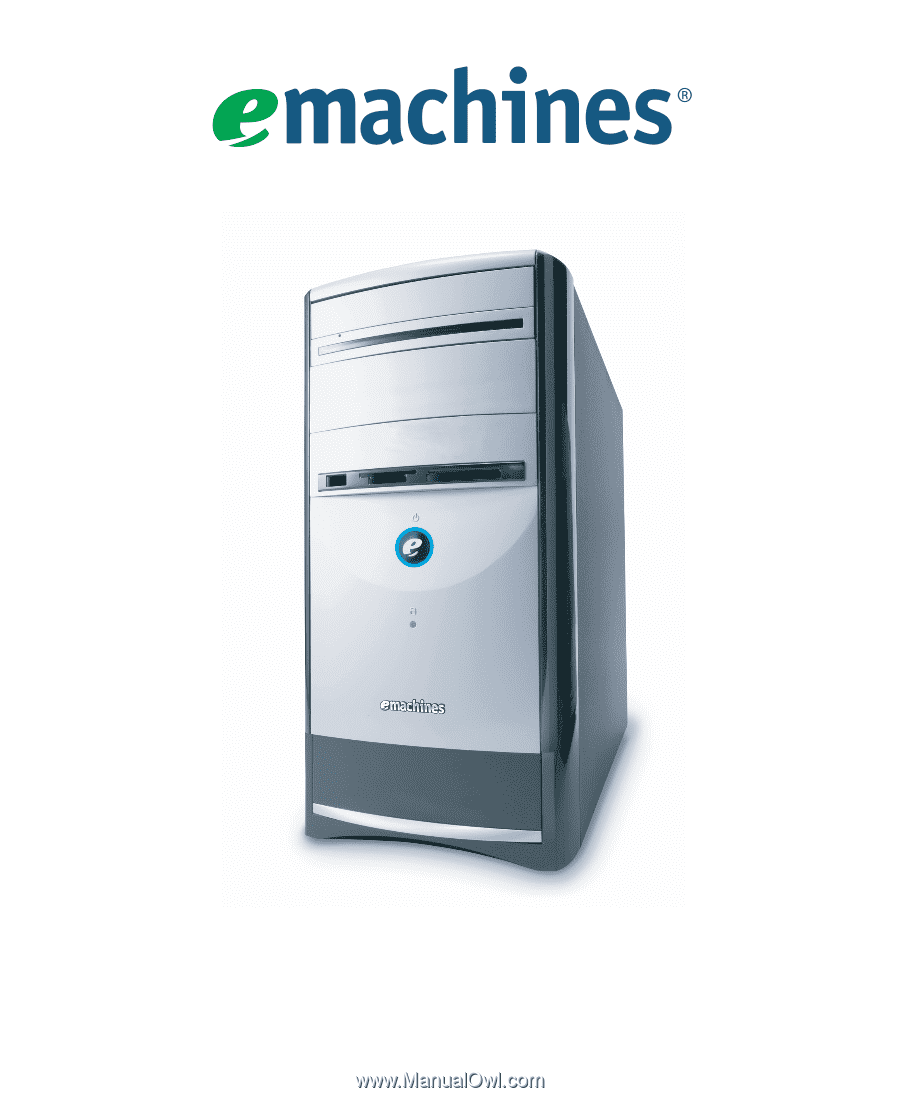 emachine t2240 motherboard manual