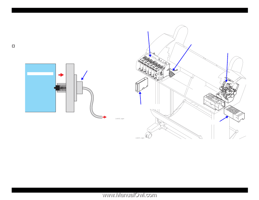 Epson 9600 | Service Manual - Page 119