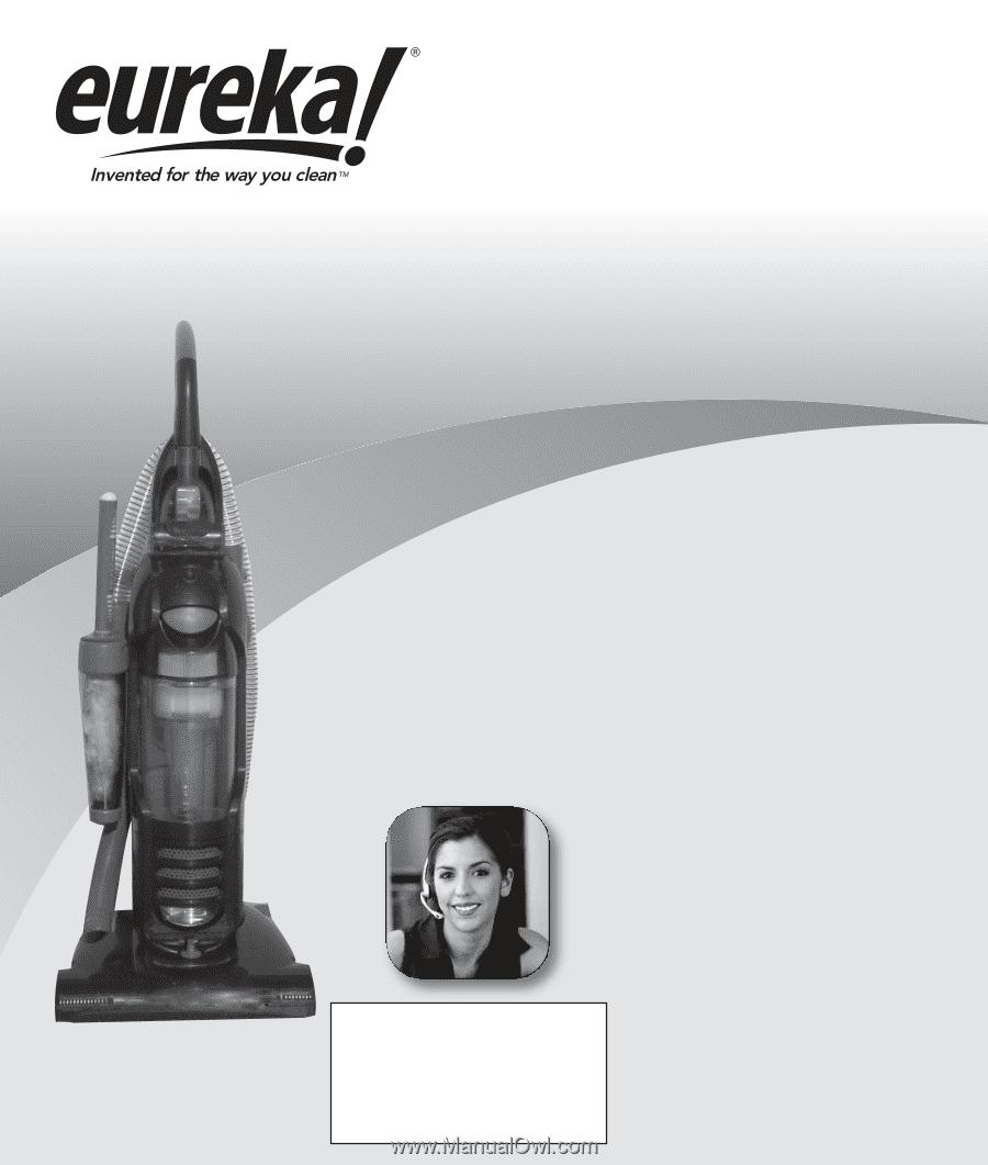 eureka pet lover vacuum manual