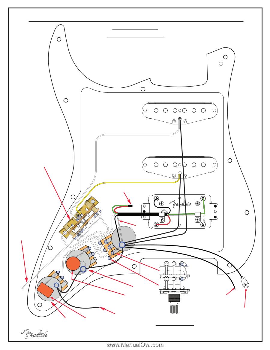 [SCHEMATICS_48IS]  Standard Strat Wiring Diagram Volvo 850 Headlight Wiring Diagram -  dragon-ball.art-33.autoprestige-utilitaire.fr | Fender American Standard Strat Wiring Diagram |  | Wiring Diagram and Schematics