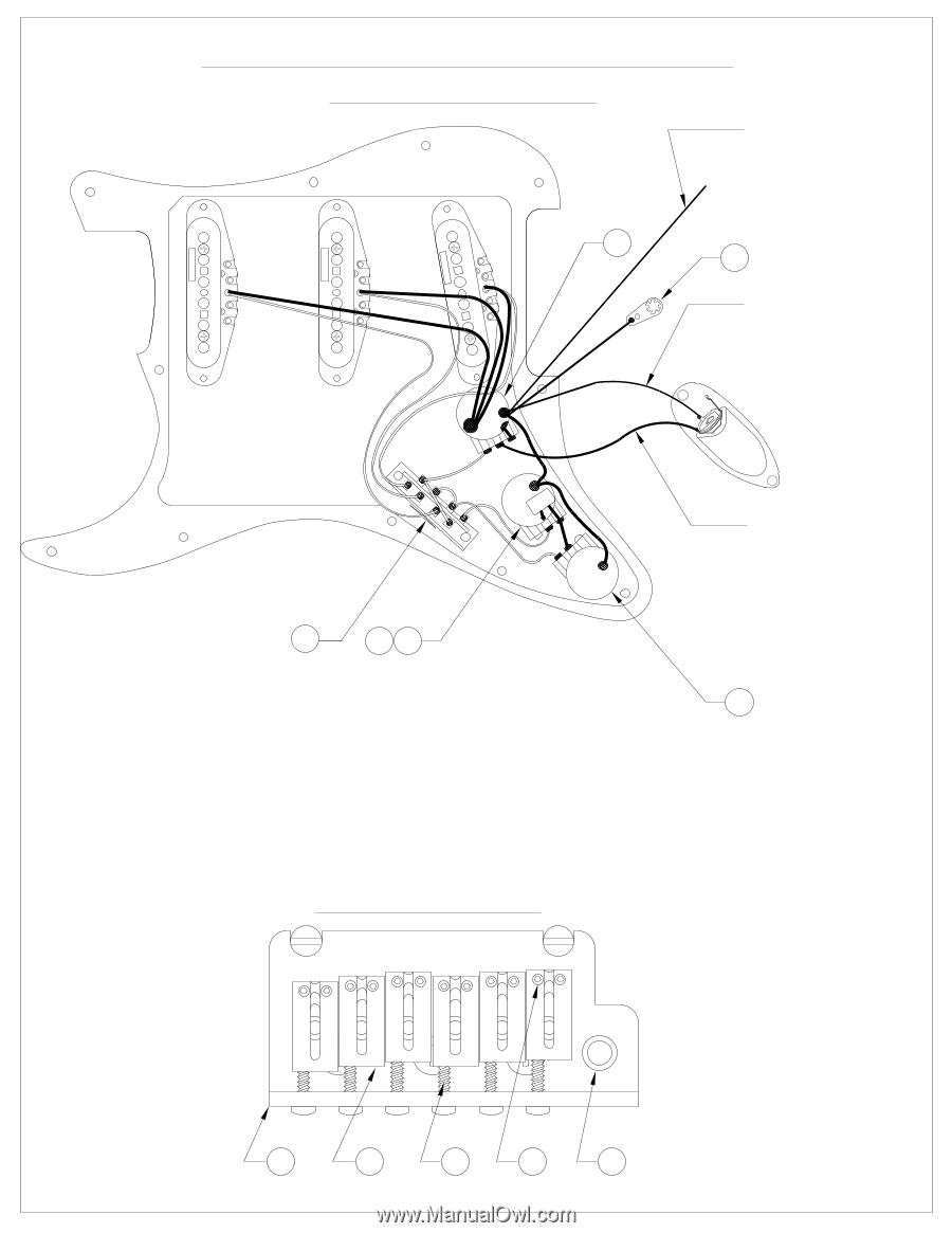 Jeff Beck Strat Wiring Diagram from www.manualowl.com