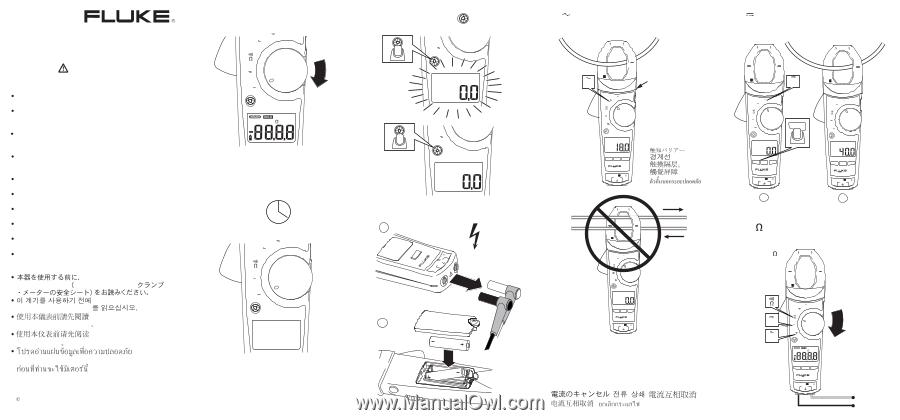 Fluke 337 clamp meter users manual pdf