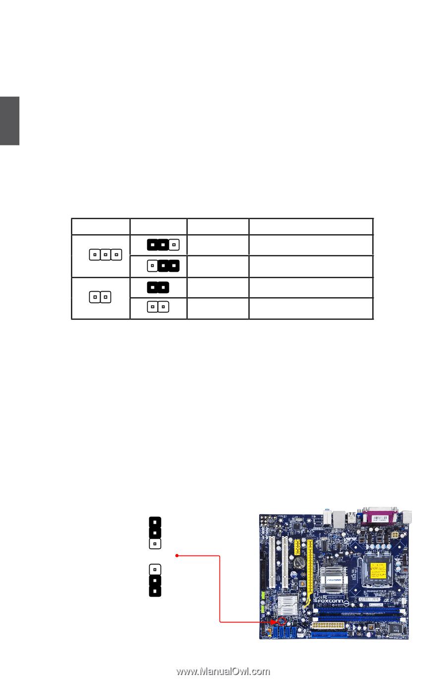 Foxconn G31mx K 20 English Manual Page 25 12v Fan Wire Diagram 18