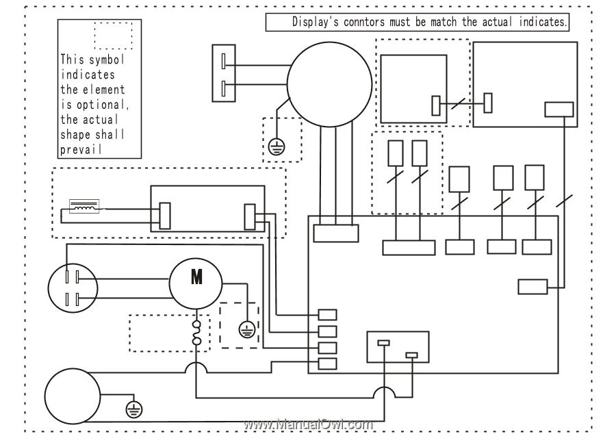 Frigidaire Cad504dwd Wiring Diagram Page 1 Symbols For Display 202026690129