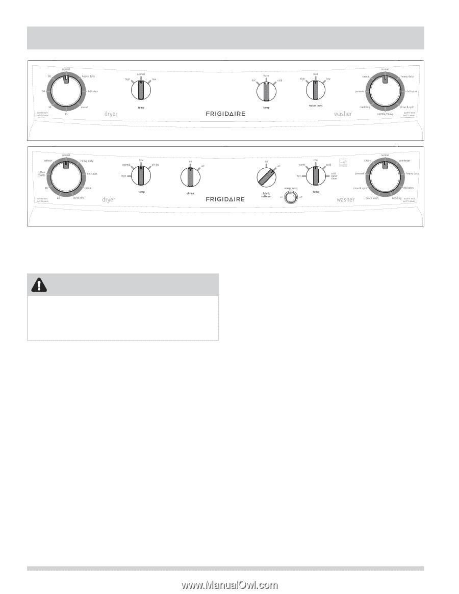 Frigidaire Fflg2022mw Diagram - Simple Wiring Diagram Site on