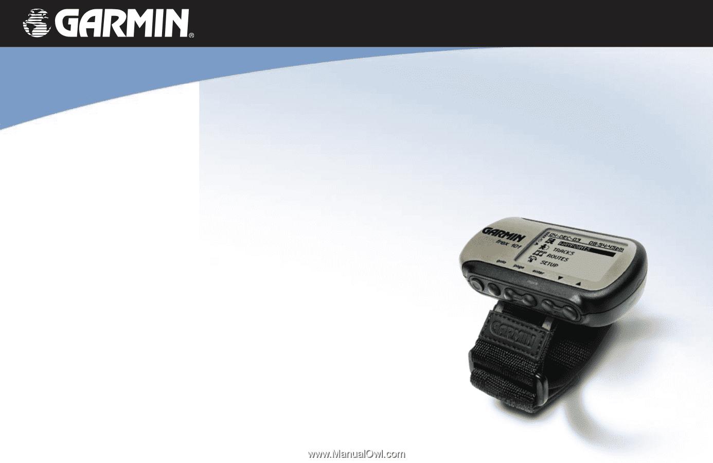 garmin foretrex 101 owner s manual rh manualowl com Garmin Foretrex Garmin Foretrex 201