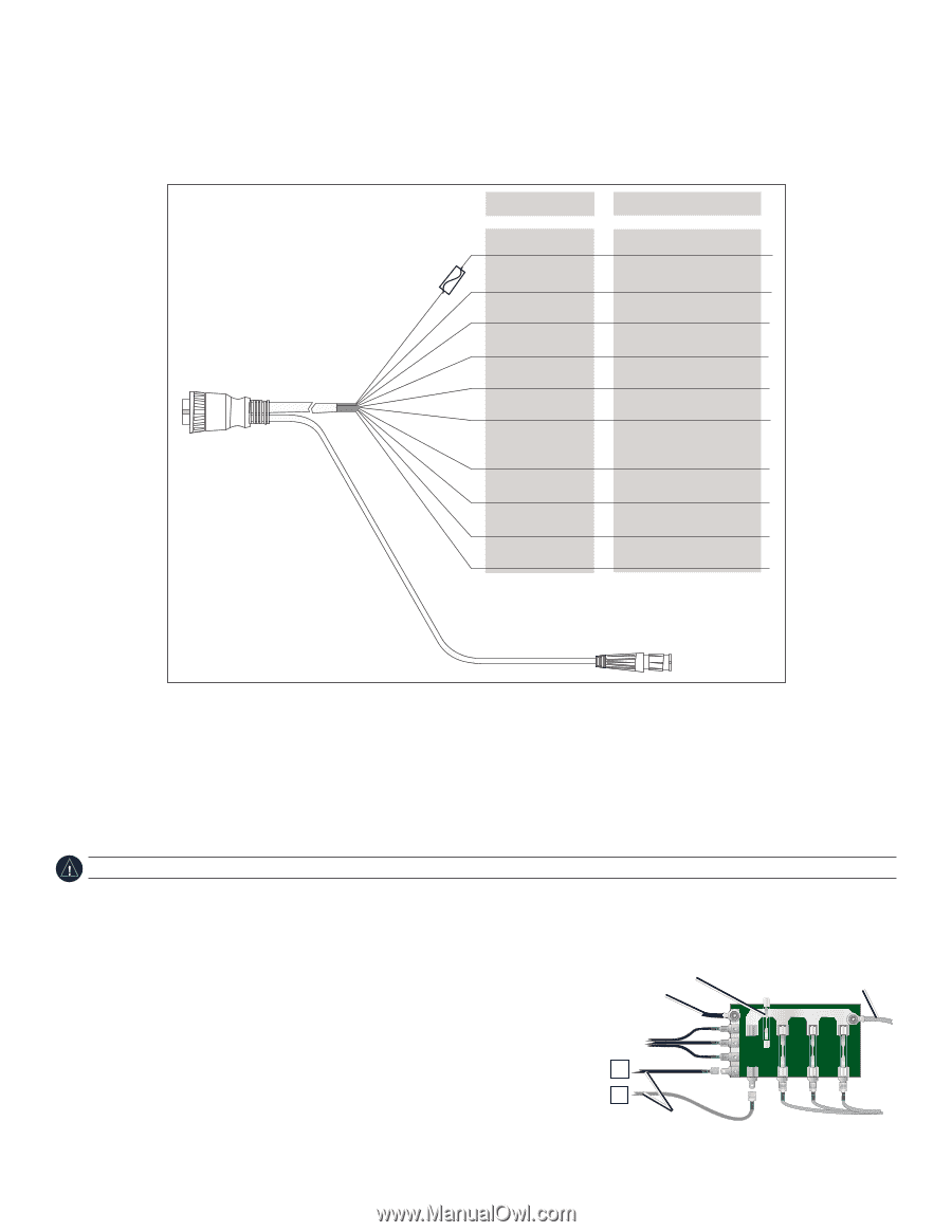 Garmin Gpsmap 541s Installation Instructions Wiring Diagram