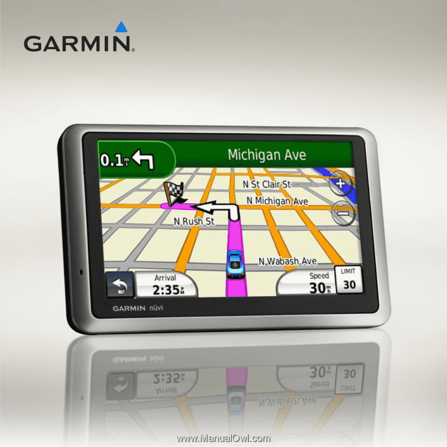 Garmin Nuvi 1450 | Owner's Manual on garmin streetpilot c330 map update, garmin nuvi 205 map update, garmin nuvi 350 map update, garmin nuvi 1300 map update,