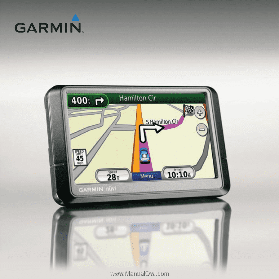 garmin map 64 instruction book