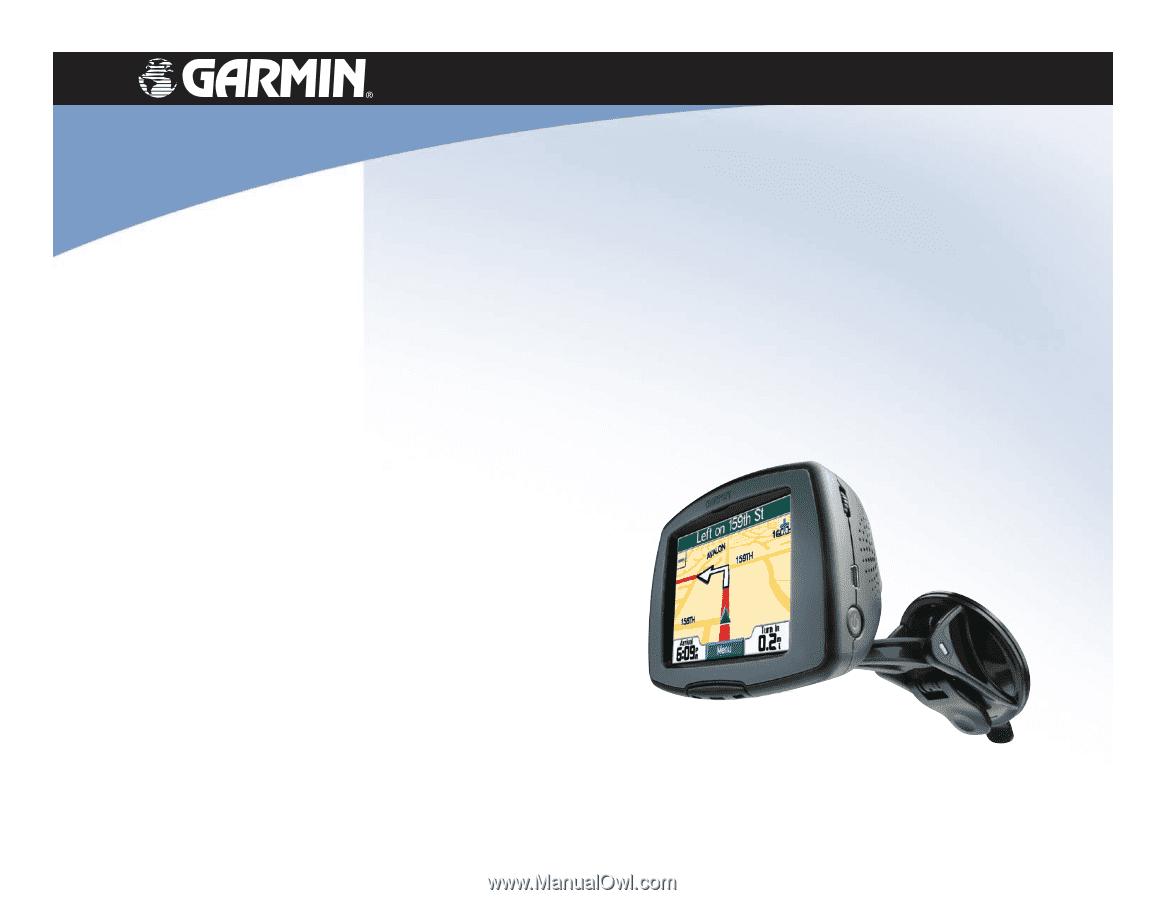 garmin streetpilot c320 owner s manual rh manualowl com garmin c320 manual Garmin GPS Instruction Manual