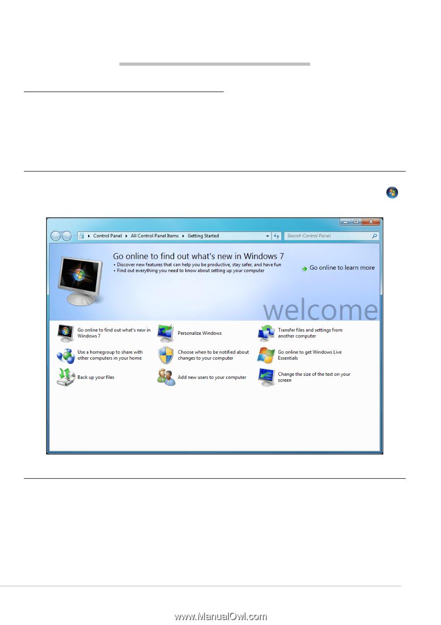 gateway dx4840 manual