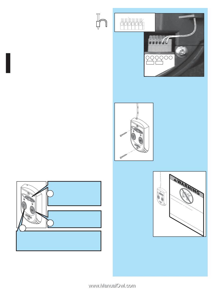 Genie Safe T Beam Wiring