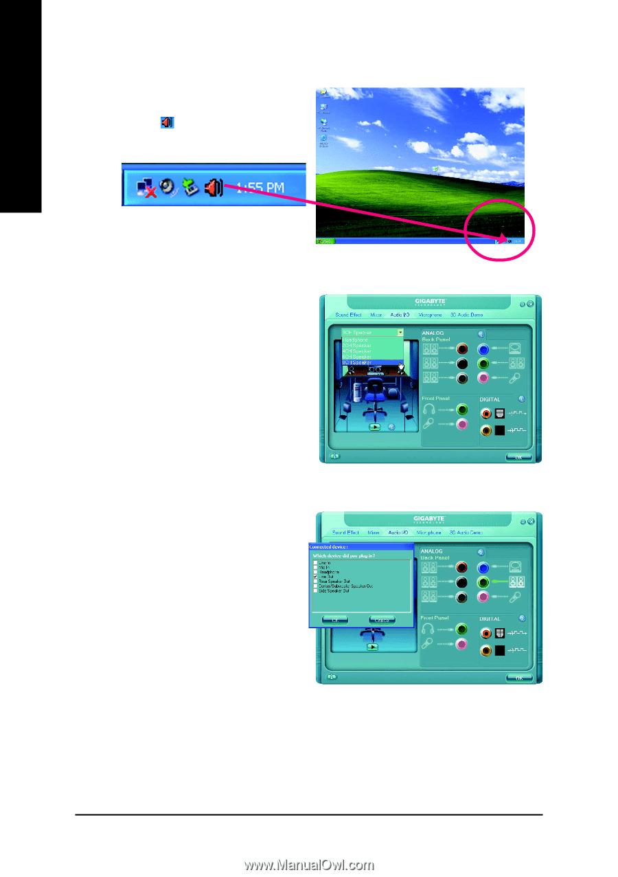 GA-965P-DS3/S3 Motherboard