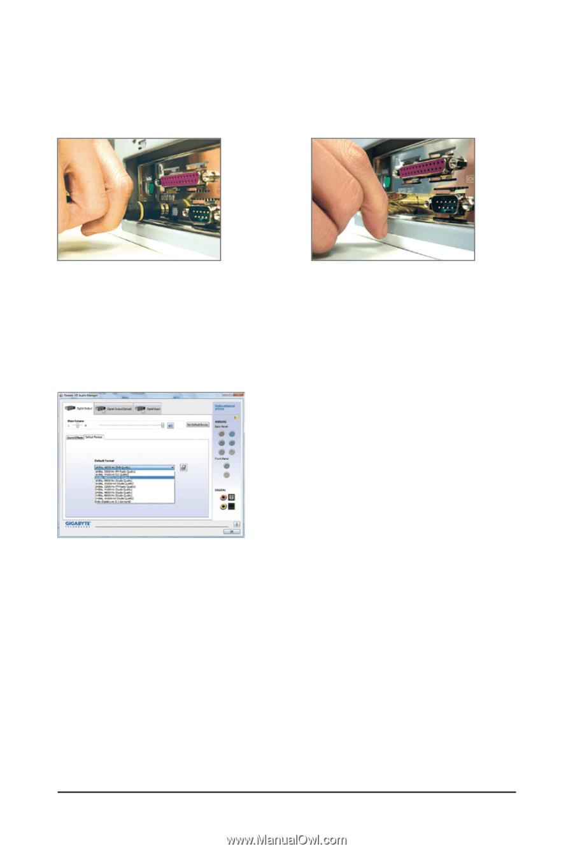 Gigabyte GA-H57M-USB3 Microsoft UAA Drivers for Windows XP