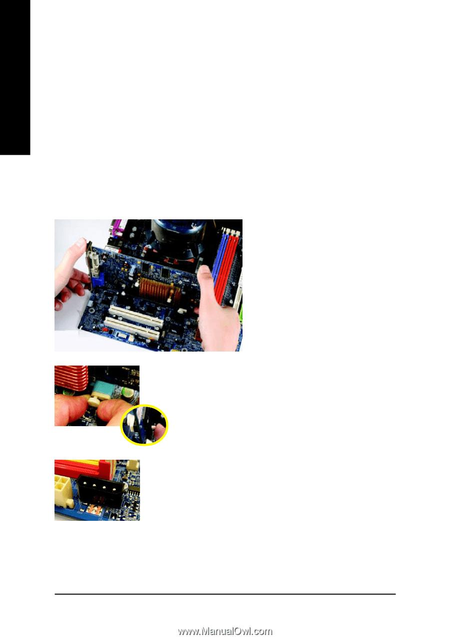 GA-M57SLI-S4 Motherboard