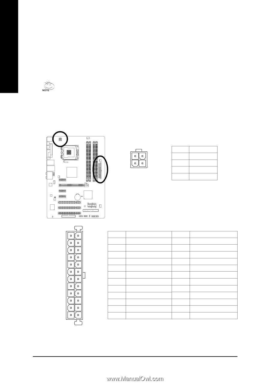DRIVER UPDATE: GA-P31-DS3L AUDIO
