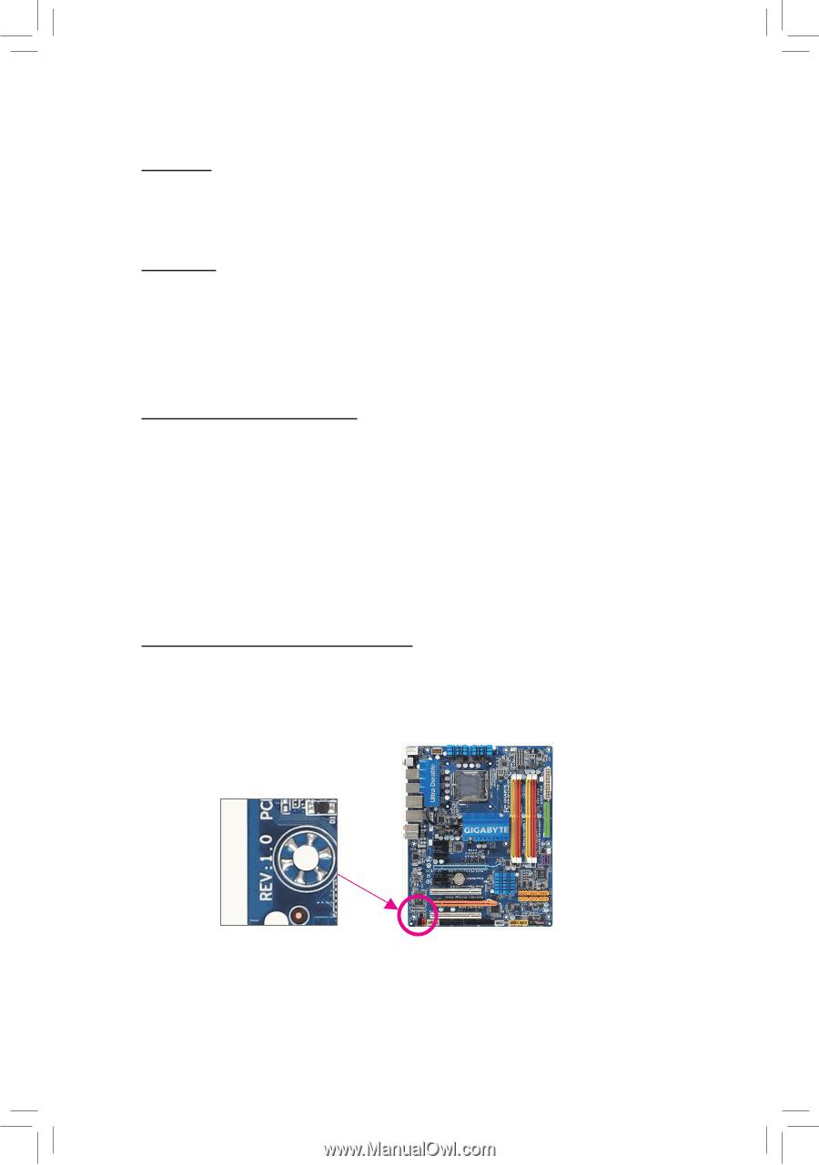 Gigabyte GA-P43T-ES3G Intel SATA AHCI/RAID Drivers Update