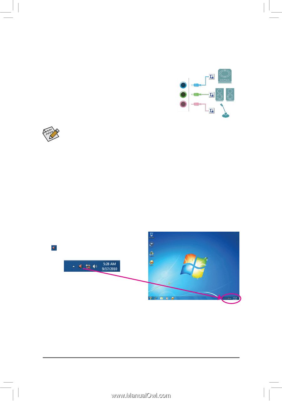 Gigabyte GA-P61-USB3-B3 Microsoft UAA Windows 8 X64