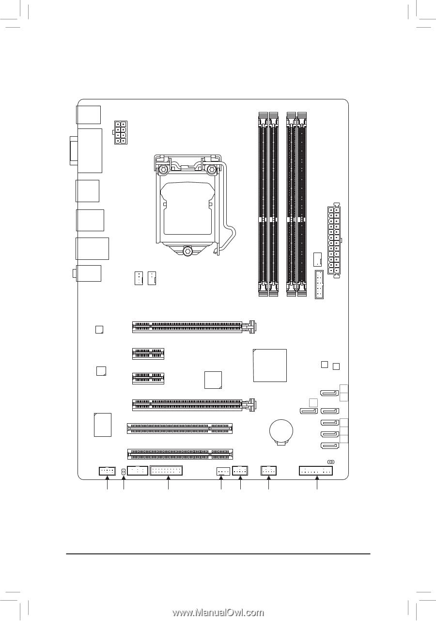 Gigabyte Ga Z77 Hd3 Manual Block Diagram On Hard Disk Additionally Intel Chipset 7