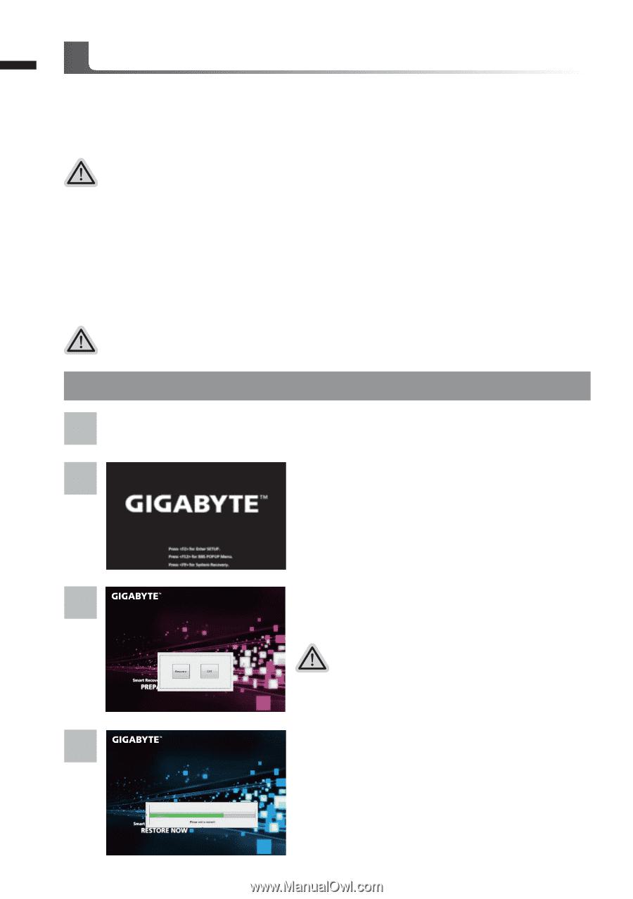 Gigabyte P15F v2   Manual
