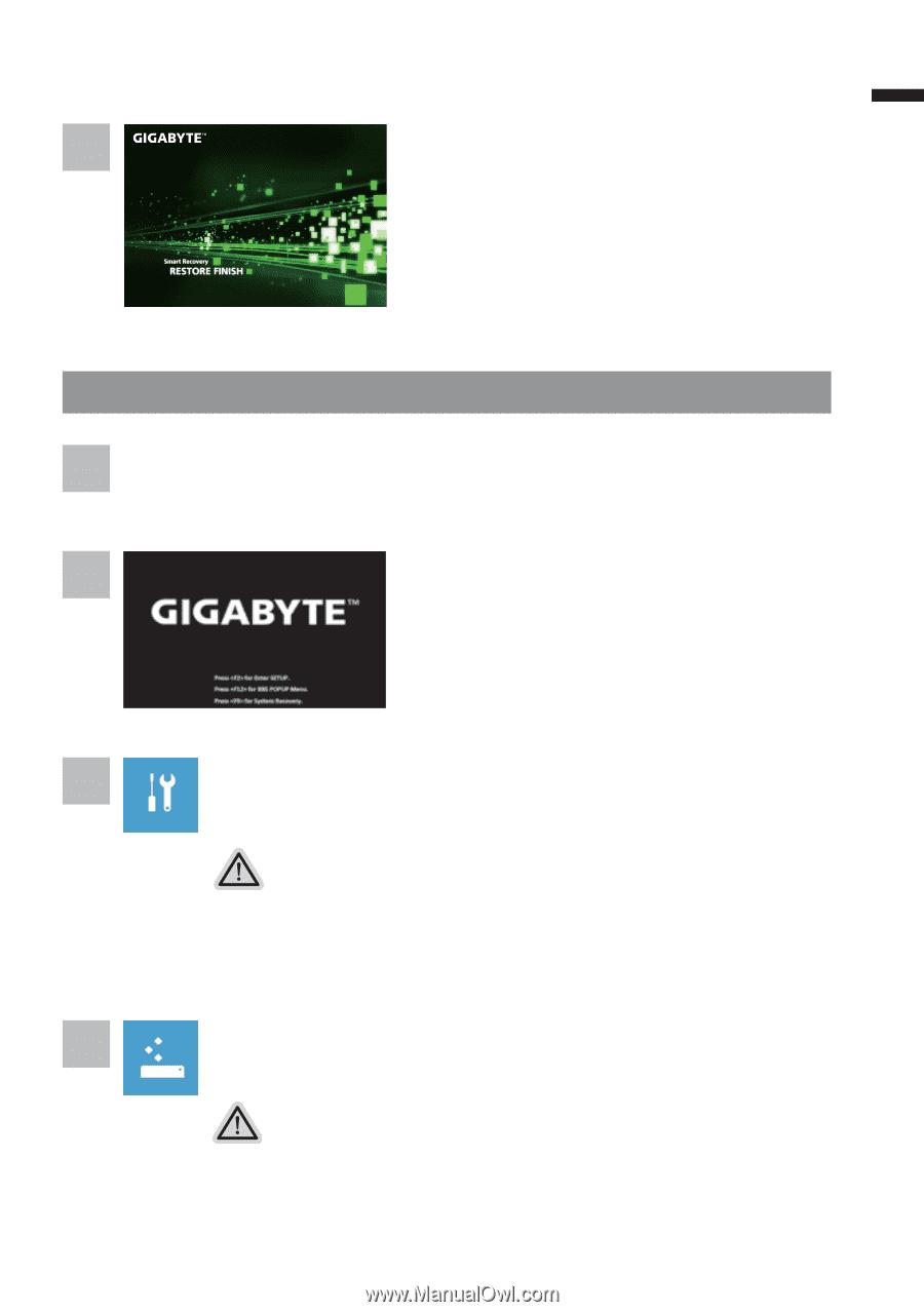 Gigabyte P15F v2 | Manual