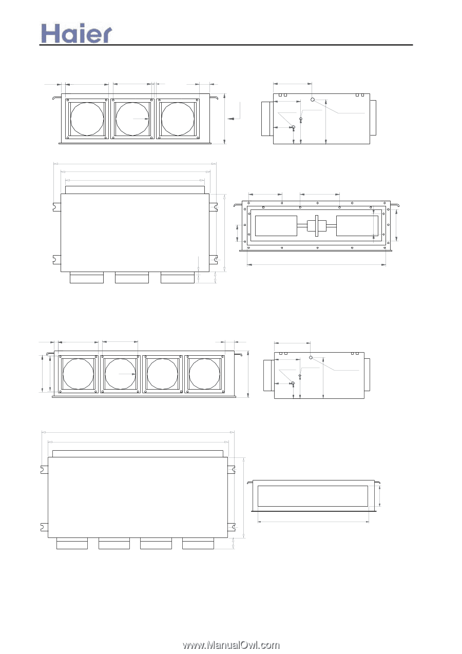 Haier AU42NALEAA | Service Manual - Page 55 on