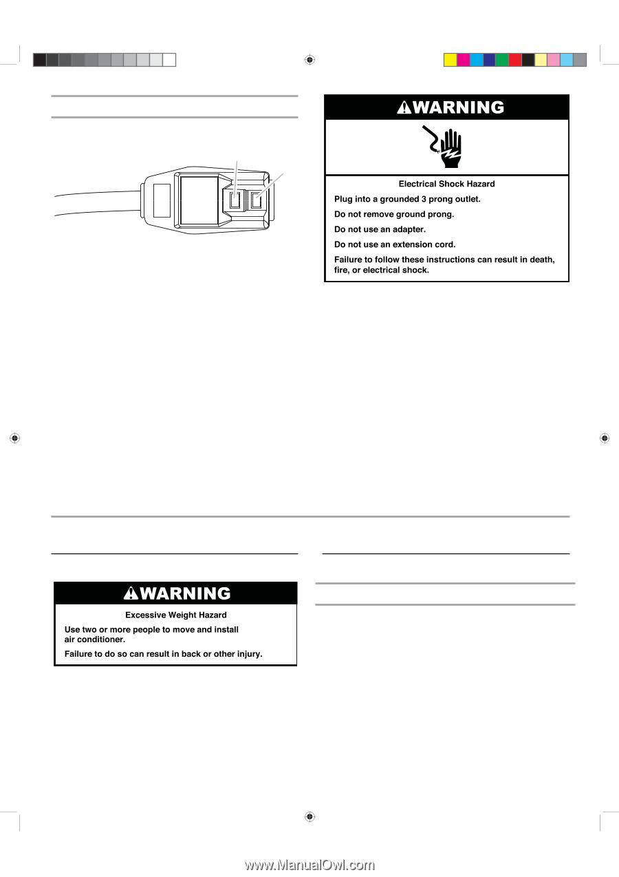 Haier ESA408K   User Manual on